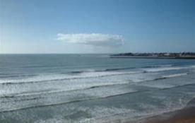 Accès direct grande plage