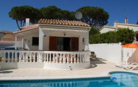 Charmante maison AISHA, pour 4 personnes avec piscine privée