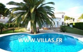 Villa GX Olgada - Belle villa indépendante et climatisée située à seulement 200 mètres de la mer.