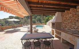 Granja Dolores est une maison de vacances située au-dessus du village authentique de Frigiliana (...
