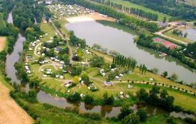 Camping du Lac des Varennes, 250 emplacements, 30 locatifs