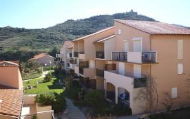 Appartement pour 2 personnes à Collioure