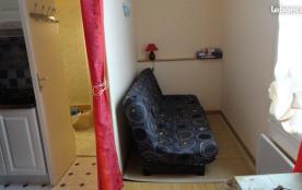 studio de 20m² au 3éme étages  idéal pour un couple et 2 enfants.
