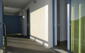 Biscarrosse Plage appartement T2 cabine dans résidence avec piscine en front de mer