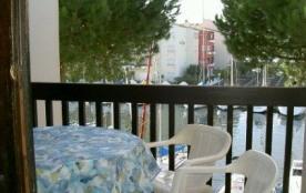 Appartement studio de 23 m² environ pour 3 personnes, située à 450 m de la plage, la résidence « ...