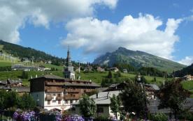 Le Village et son clocher