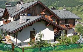 Appartement pour 1 personnes à Livigno