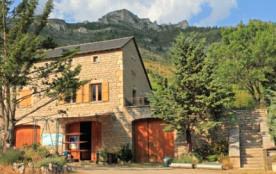 Gîte des Gorges du Tarn (2 épis) - Se retrouver en famille ou entre amis dans un lieu convivial …