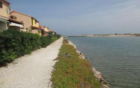 Port-Leucate (11) - Quartier naturiste - Les maisons de la jetée. Appartement 2 pièces - 55 m² en...