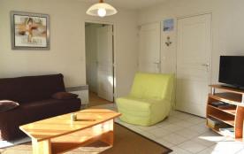 Capbreton (40) - Centre ville - Résidence Galleben. Appartement 2 pièces - jardinet - 41m² enviro...