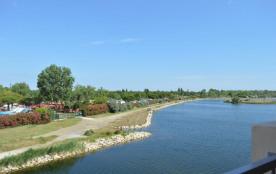 Port Camargue (30) - Quartier salonique - Résidence Les Rives du Lac.