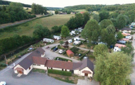 Camping Saint Paul - Mobil home 24m² - 2 chambres