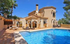 Cette maison de vacances en Espagne se trouve da