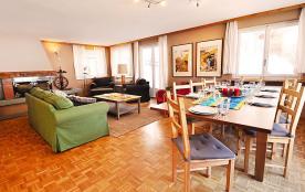 Appartement pour 6 personnes à Zermatt