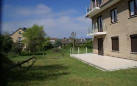 Appartement rez- de -chaussée avec terrasse  au sud de 30 M²