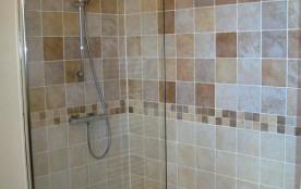 salle de bain:douche à l'italieenne