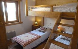 3 pièces cabine exposé Sud-ouest.