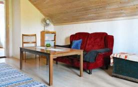 Maison pour 3 personnes à Klövedal
