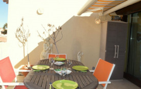 Port-Leucate(11) - Quartier naturiste - Aphrodite village. Trois pièces - 39 m² environ - jusqu'à...