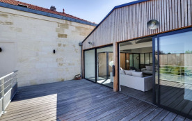 squarebreak, Maison de ville contemporaine style loft