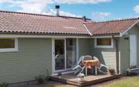 Maison pour 4 personnes à Bogense