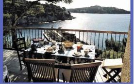 Magnifique villa sur la Cote d'Azur avec vue sur mer.