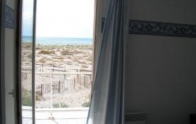 vue sur mer depuis la chambre principale