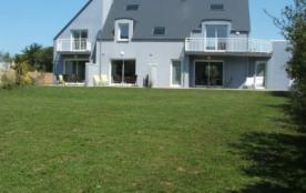 Belle résidence, Villa Pauline 3 appartements  bord mer - Barneville Carteret