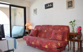 Appartement studio avec cabine de 28 m² environ pour 4 personnes situé sur le Port de plaisance e...