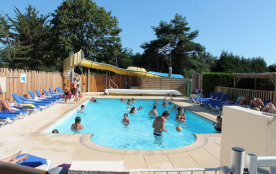 Camping L'Evasion, 23 emplacements, 37 locatifs