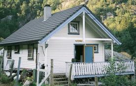 Maison pour 4 personnes à Åkra