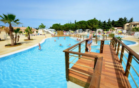 AIROTEL CAMPING BON PORT, 150 emplacements, 60 locatifs