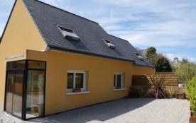 Belle maison à 100m de la plage pour 6 personnes à Plougouvelin.