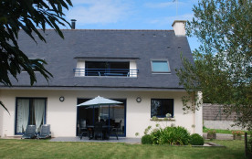 Belle maison avec jardin à proximité du port du Crouesty, à 6mn des plages et du golfe du Morbihan