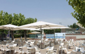Camping Resort Els Pins - Bungalow 2ch 4/5pers (4ad+1enf) + Terrasse