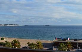 Résidence Acapulco - Appartement studio cabine de 27 m² environ pour 4 personnes au bord de plage...