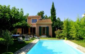 Charmante maison de location avec piscine