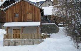 """La """"Petite Maison"""" en hiver"""