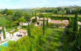 Appartement de charme en Provence - Maussane Les Alpilles