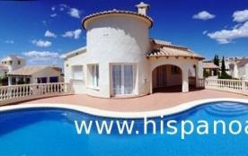 Villa de vacancesen location de 143 m&sup2