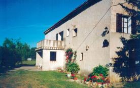 Au pied du village de Grimaud avec vue imprenable sur le village perché et son château, gîte mito...