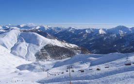 Appart Ski à louer à La Foux d'Allos 8 personnes