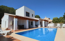 Luxurious & Secluded Villa - Private Pool, Walk to the Beach & Moraira: Villa Amplolla I