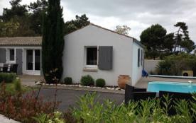 Villa  avec piscine privée wifi gratuit - Villa Alisée
