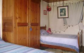 Toujours chambre 2 lit avec vue sur lit 1 place
