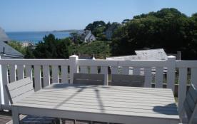 Charmante Maison de caractère vue mer imprenable à Perros-Guirec,la mer à pied Wifi 30 GO rechar,Meublé Classé 3 Etoi...