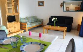 La Rochelle (17) - Les Minimes - Résidence Callebotis. Studio - 26 m² environ - jusqu'à 4 personn...