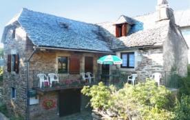 Aubrac - Vallée du Lot - Gîte 6 personnes - Castelnau-de-Mandailles