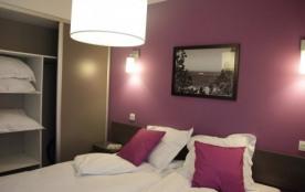 Adagio Aparthotel Marseille Vieux Port - Appartement 1 chambre 4 personnes