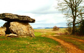 Le dolmen de Tièrgues